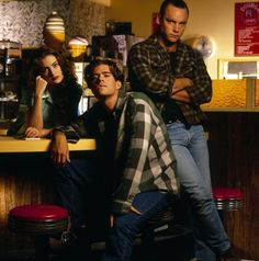 Shelly, Bobby & Leo, Twin Peaks