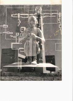 As histórias dos monumentos do Rio de Janeiro: Preto Velho - Monumento em Inhoaiba, Campo Grande 1958