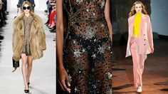 The 12 Best Fall Trends from New York FashionWeek | StyleCaster