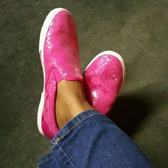 COACH SALE!! I love these but they are too big!! Bought while pregnant which is never a good idea Lol! My lose is your gain. Authentic Coach Kivy Slip-Ons. Coach Shoes
