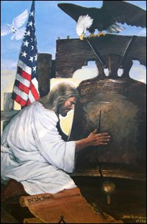 Beth Sweigard - If My People (Liberty Bell) - Christ-Centered Art