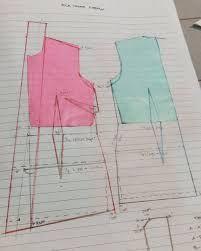 Resultado de imagen para pola kebaya kutu baru modern Kebaya Lace, Batik Kebaya, Batik Dress, Dress Brukat, Model Dress Kebaya, Kebaya Modern Dress, Dress Sewing Patterns, Blouse Patterns, Clothing Patterns