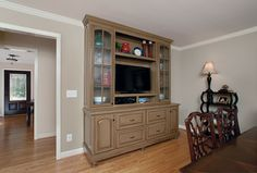 Kitchens - traditional - dining room - atlanta - John Rogers Renovations, Inc.