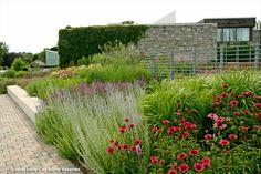 Breaking the Design Code behind Piet Oudolf's Entry Garden Walk