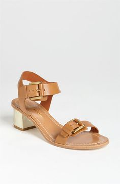 just bought these Pour la Victoire, reminded me of the sandals my mother wore when i was little... comfy & chic!