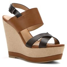 Report Women's Nicole Tan Sandal 9 M * Don't get left behind, see this great outdoor item : Strappy sandals