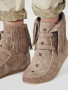 Sam Edelman Mila Embriodered Moccasin at Free People Clothing Boutique