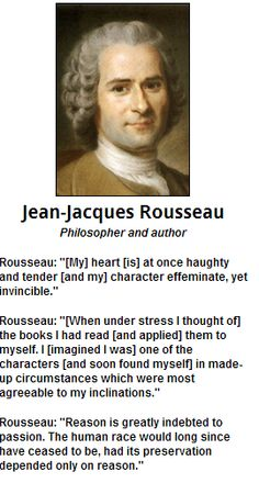 53 Best Rousseau Jean Jacques Images Philosophy Quotes Freedom