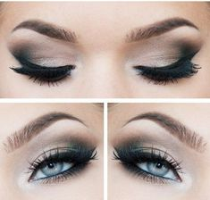 20 Gorgeous Makeup Ideas for Blue Eyes | Style Motivation