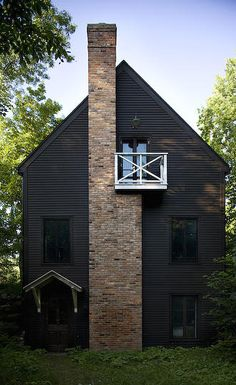 Another black house