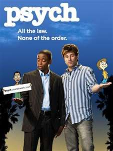 Psych best dective show with the greatest quotes EVER!