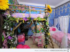 [ Fairytale Bedrooms Tinkerbell Fairy Theme Forest Woodland Bedroom Ideas ] - Best Free Home Design Idea & Inspiration