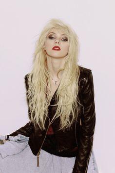 Taylor Momsen is the soul of rock