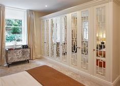 From traditional designs to bespoke modern creations, The Heritage Wardrobe Company can create the bespoke wardrobe of your dreams. Fitted Wardrobe Interiors, Fitted Wardrobe Design, Wardrobe Door Designs, Luxury Wardrobe, Wardrobe Design Bedroom, Wardrobe Doors, Built In Wardrobe, Closet Doors, Closet Designs