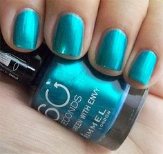 Rimmel - Green With Envy
