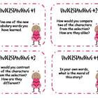 Looking for a great way to integrate the revised Bloom's Taxonomy questions into your lessons?  These task cards are a great way to differentiate l...