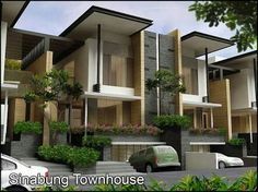 Row House Design, Glass House Design, Duplex Design, Home Room Design, Villa Design, Facade Design, Exterior Design, Architecture Design, Narrow House Plans