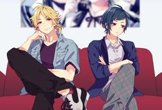 Hot Anime Boy, Cute Anime Guys, Anime Boys, Zutto Mae Kara, Honey Works, Persona 5 Joker, Anime Life, Manga, Shoujo
