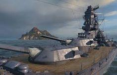 Znalezione obrazy dla zapytania world of warships yamato