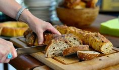 Nothing can beat the taste of homemade French Bread, the king of Bread. This Homemade Baguette is perfect for National French Bread Day. Faire Des Croutons, Homemade French Bread, Pain Au Levain, Baking Stone, Wood Fired Oven, Easy Bread, Dry Yeast, C'est Bon, Bread Crumbs