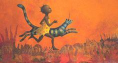 """""""Corre con un dadilausac"""" by Nicoletta Tomas Caravia"""
