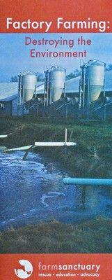 Farm Sanctuary - Factory Farming: Destroying the Environment #200150