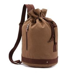 ZeleToile Unisex Vintage Casual Backpack Daypack Fashion Pack Canvas Leather Travel Hiking Backpacks Campus School College Bookbag Rucksack Gym Shoulder Bag Portable Carry Case Bag for Ipad Google Nexus SamSung Galaxy Note 10.1 N8000 Microsoft Surface 10-15 inch Computer LaptopTablet PC for Teenage Girls / Boys:Amazon.co.uk