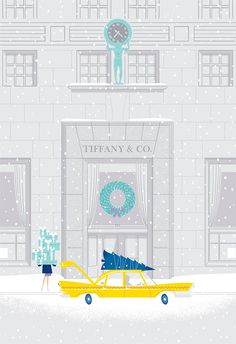 Lab Partners // Tiffany & Co. Holiday campaign