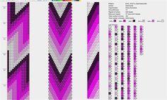 Схемы для толстых бисерных жгутов. Обсуждение на LiveInternet - Российский…