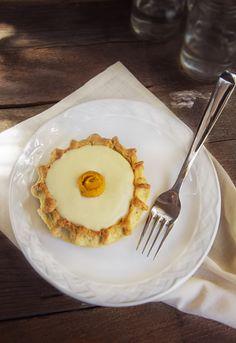 Receta 33: Tartaletas de bechamel » 1080 Fotos de cocina