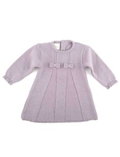 promo code 0240b 7dab8 Knitted dress with bows