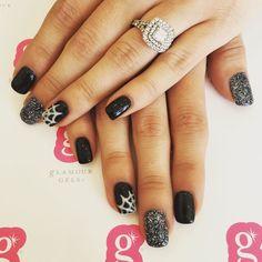 Let the #Halloween #Nails begin! What's your fav style of #halloweennails this year?  #glamourgels #nailart #utahisrad #utah #utahnails #utahhair #utahsalon #nailbar #nails #notd #spider #web #spiderweb