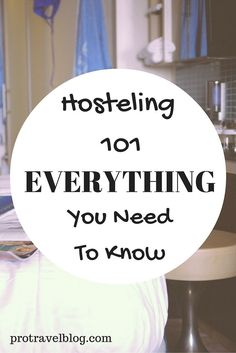 Hostels are the best cheap accommodations! Here's everything I know about finding a cheap hostel, making friends in hostels, finding good hostels, and more! Check it out!