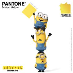 #Pantone has a big news to share with us! Check it out in my new post: http://blog.treschicrose.com/2015/04/pantone-minion-yellow.html #yellow #minionyellow #despicableme #minions #colortrend #colorpalet #movie #fashion #art #beauty #design #detail #poster #pantone #amarillo