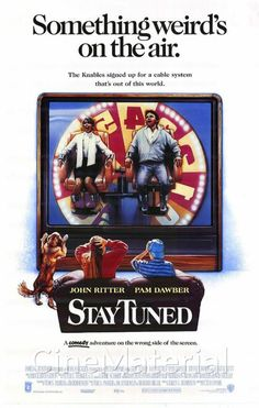 Stay Tuned movie poster