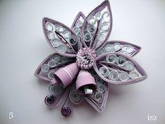 Vánoční ornament * quilling