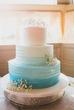 6 Latest Wedding Cakes Trends too Adorable to Miss! beach wedding cakes 6 Latest Wedding Cakes Trends too Adorable to Miss! Floral Wedding Cakes, Wedding Cake Designs, Beach Wedding Cakes, Beach Weddings, Floral Cake, Indian Weddings, Nautical Wedding Cakes, 3 Tier Wedding Cakes, Wedding Cupcakes