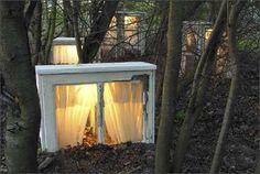 "Cornelia Konrads ""zone"" Commissioned Work for the Exhibition Tschernobyl 25 – Expeditionen Gartow (Germany) Land Art, Cornelia Konrads, Unusual Art, Giza, Stonehenge, Environmental Art, Go Camping, Great Artists, Garden Art"