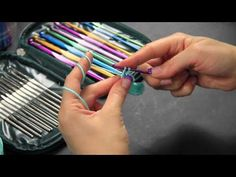 Video Tutorial Uncinetto maglia alta - double crochet - Punti base Full HD Ita - YouTube