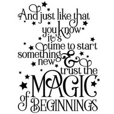 Silhouette Design Store – View Design magic of beginnings quote – My CMS New Home Quotes, Home Quotes And Sayings, Family Quotes, Great Quotes, Love Quotes, Mom Sayings, Framed Quotes, Family Signs, Silhouette Design