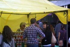 Street fair. Montevideo, Uruguay