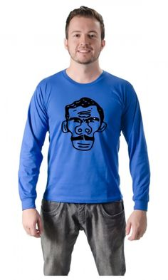 Camiseta Madruga Caricatura - Reis Online Camisetas Personalizadas