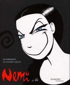 Detaljer for Nemi bok 2004 (Enhjørninger og avsagde hagler) Disney Characters, Fictional Characters, Comics, Disney Princess, Reading, Books, Movie Posters, Art, Art Background