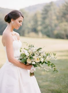 Elegant Tent Wedding in Virginia