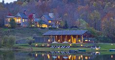 Escape to serene Vermont at this former farmhouse-turned luxury resort.   | The Goods