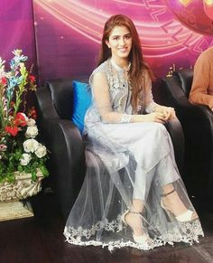 for this Tailer fit designer wear Stylish Dress Designs, Stylish Dresses, Simple Dresses, Beautiful Dresses, Nice Dresses, Casual Dresses, Fashion Dresses, Awesome Dresses, Pakistani Outfits
