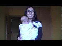 Bandolera de anillas. Posición vientre con vientre - YouTube