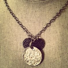 Coin necklace $16