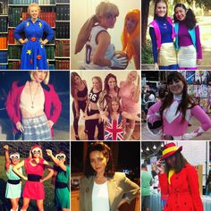 How to be a '90s girl in a '90s world this Halloween!
