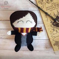 Ragdoll Hermione Granger Free Crochet Pattern